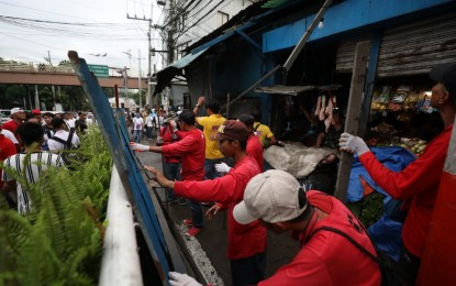 DILG extends road clearing ops deadline to Feb. 15