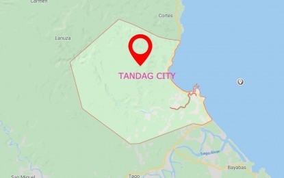 1 missing as landslide hits Tandag City village