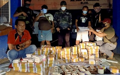 P5.5-M opioids seized from delivery man in Lapu-Lapu City