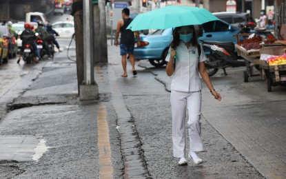 LPA to bring scattered rains over most of PH Wednesday