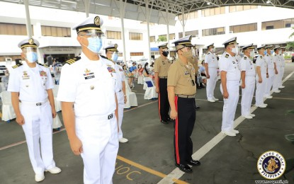 20 senior Navy officers promoted