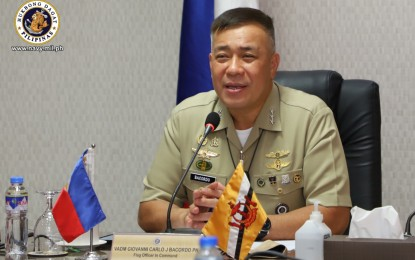 Past Navy chiefs paved way for modernization: Bacordo