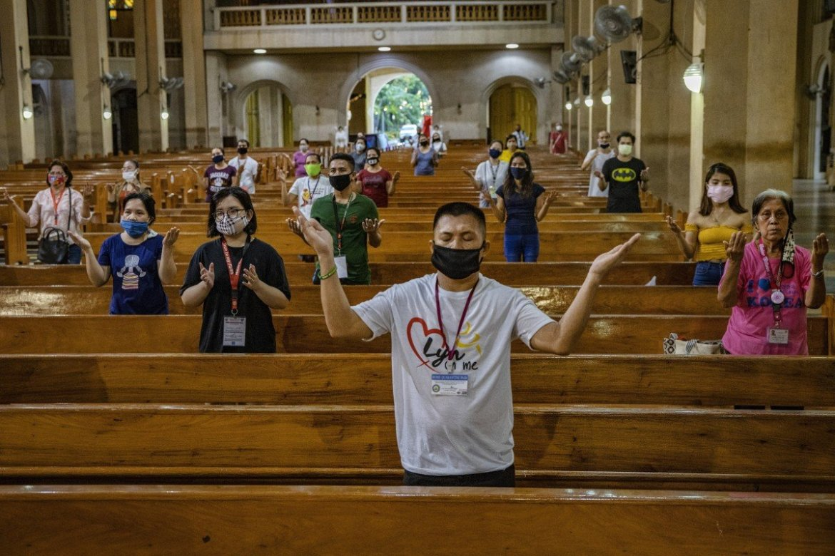 This Lent, Pinoy youth say 'action speak louder than words'