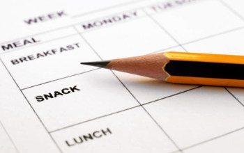 Meal planning for budget meals