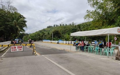 San Carlos City re-establishes border checkpoints with NegOr