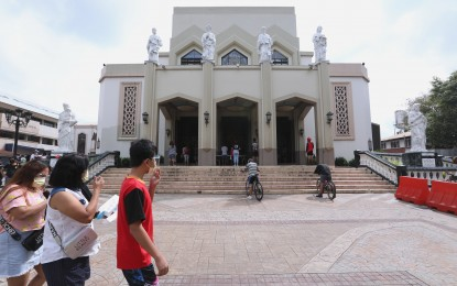 CBCP lauds IATF nod on limited gatherings for Holy Week