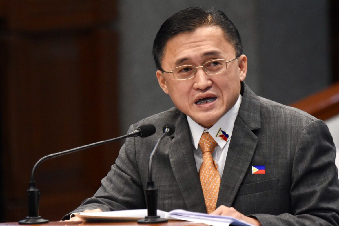 Senator Go warns local officials to follow vaccine priority list or face sanctions