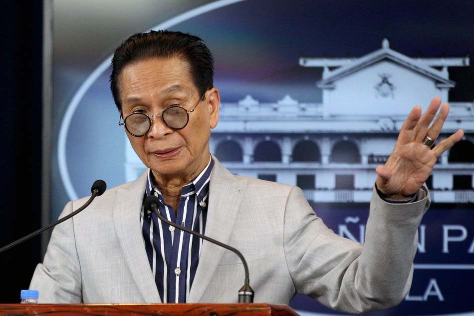 LGUs should lead in fight against Covid-19—Panelo