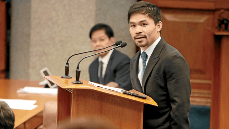 PH Now Na! Pacquiao-Hataman tandem pushed for '22