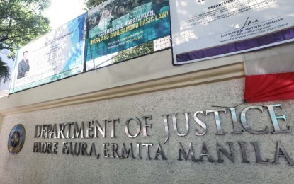 DOJ resumes on-site work March 24 at reduced capacity