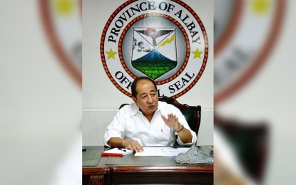 Albay tightens border control after Covid spike in NCR