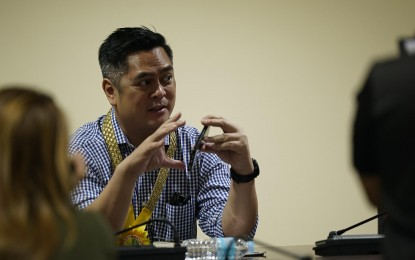 Andanar sees economic rebound as vax program kicks off