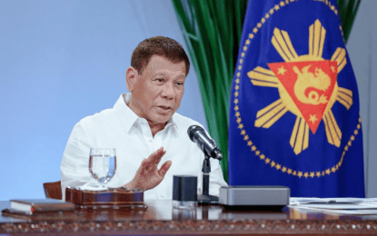 Duterte wishes for end to pandemic on his birthday