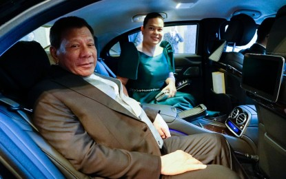 Sara wants to focus on raising kids: PRRD