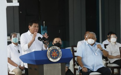 Duterte to witness arrival of procured 1M Sinovac vax on March 29