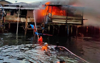 Zambo City mobilizes resources to aid fire victims