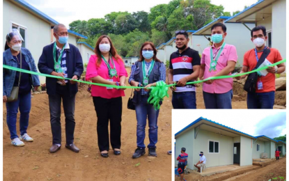 3rd housing project to Kidapawan quake victims turned over