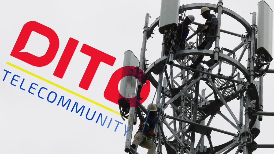 Correction please: Dito Telecommunity rectifies the list of pilot areas in Visayas, Mindanao