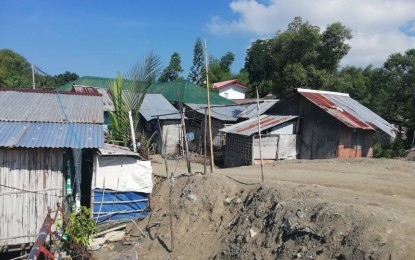 Antique informal settlers ready to relocate