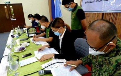 W. Visayas reports 82.25 % of villages as drug-cleared