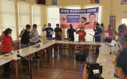 Run for VP in 2022, NorMin groups urge PRRD