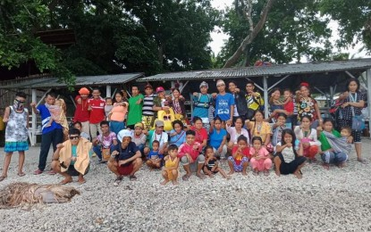 Rescued Davao IP minors rediscover family ties