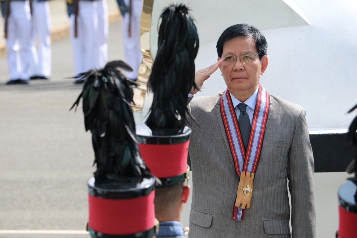 Ping Lacson urged to run for president