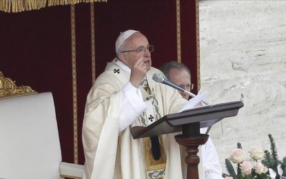 Pope to say Mass for 5th centenary of Christianity in PH