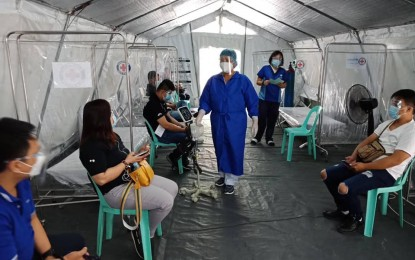 Quezon City starts vaccination for A1 workers
