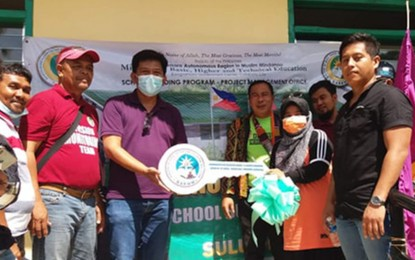 BARMM completes P50-M school projects in Sulu