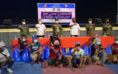 10 NPA rebels killed in central Negros 'not martyrs': Army exec