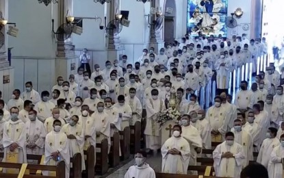 'First Baptism' rites in Cebu to allow 700 attendees