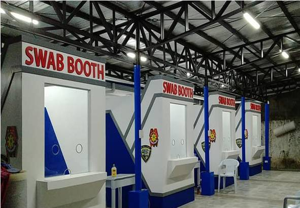 PNP COVID-19 molecular lab in Cebu now operational