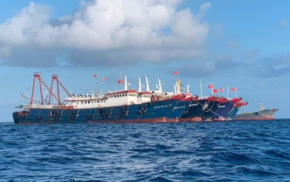 Keep all Chinese ships off WPS: gov't task force