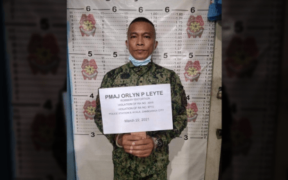 Zambo City police official, 4 cops nabbed for robbery-extortion