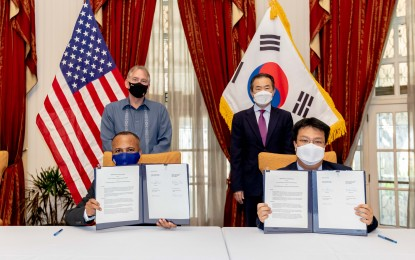 US-SoKor tie-up seen to promote sustainable dev't in PH