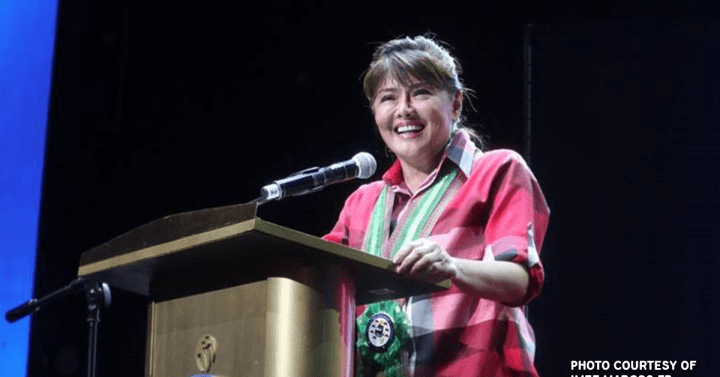 Emergency funds available for more healthcare workers, Imee assures nurses