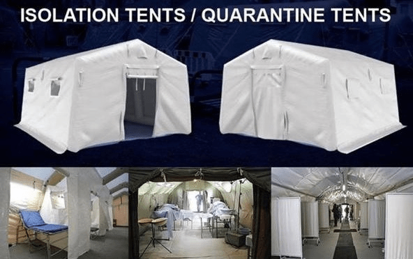 Hontiveros urges IATF, DOH to account P9B pop-up hospitals, isolation tents