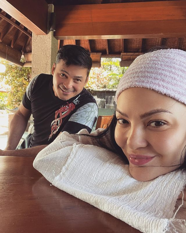 KC Concepcion grateful for closeness with father Gabby