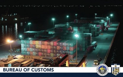 BOC earns P140-M revenues from overstaying containers