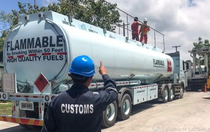 BOC earns over P35-B from fuel marking in Q1 2021