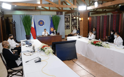 PRRD cancels public address due to spike in coronavirus cases