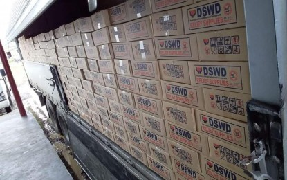 Solon urges DSWD to release stockpile of relief goods
