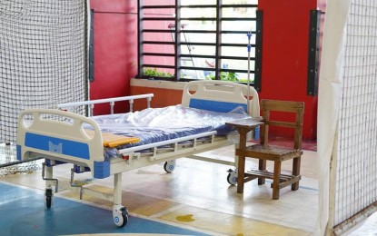 Pasig sets up holding area for mild Covid-19 cases