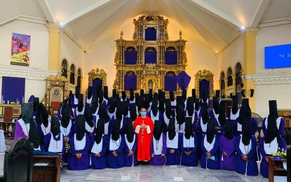 Church calls for respect of Leyte's 'Palo Penitentes'