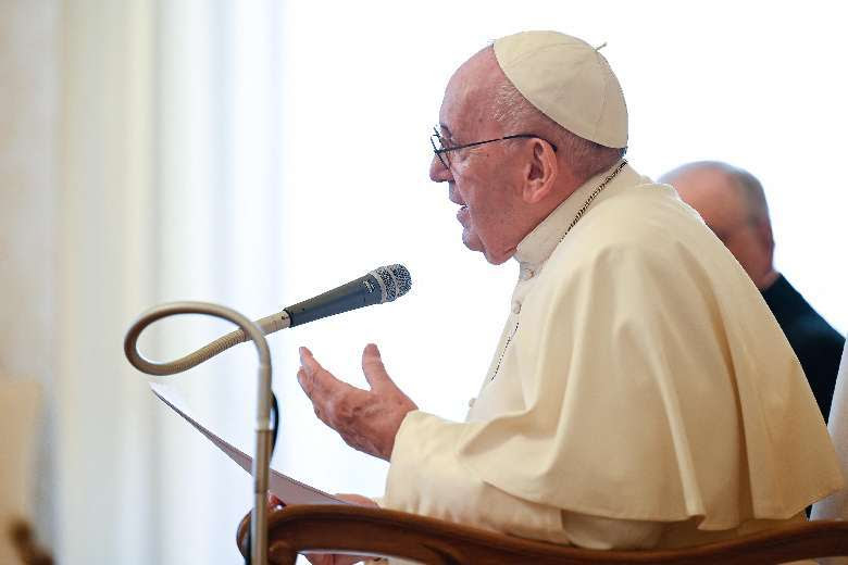 Pope Francis calls for solidarity in reducing debts of poor nations