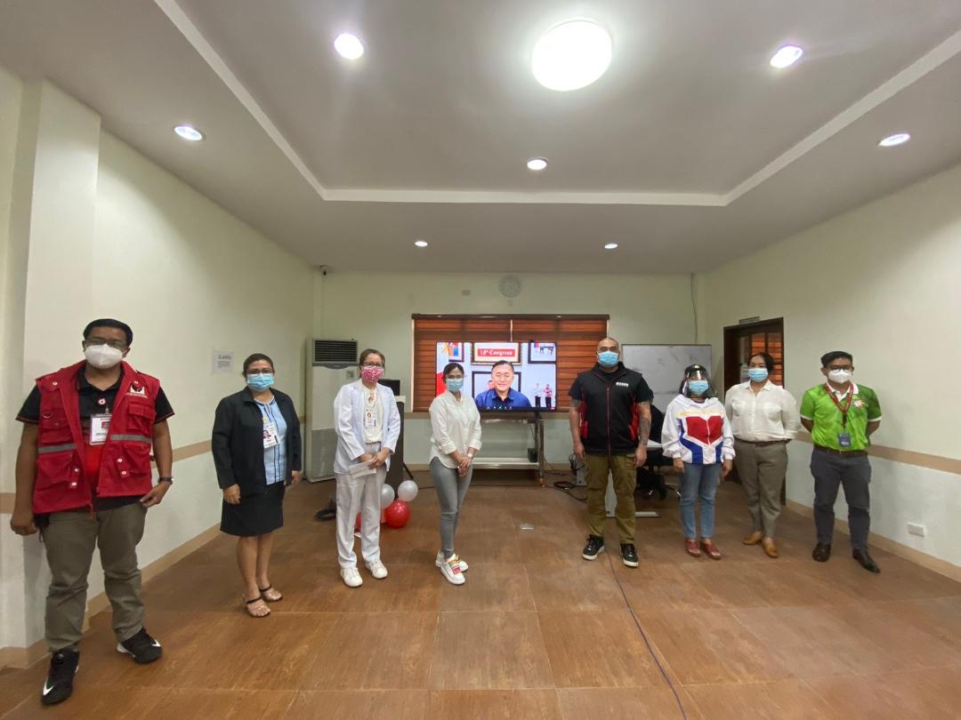 Go opens 106th Malasakit Center in Iloilo, pushes for better access to public health