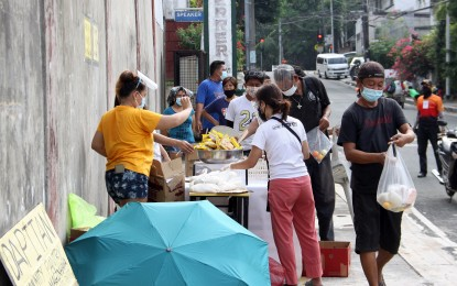 PRRD merely worried pantries could become 'super spreader'