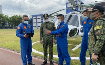 SAF chopper pilots 'ready for action' by July: Eleazar
