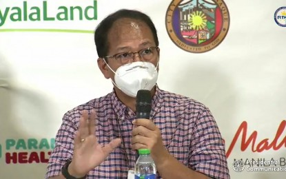 At least 70% of Pinoys eyed for vaccination this year